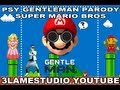 3LAMESTUDIO Youtube Channel in SUPER MARIO BROS GENTLEMAN PARODY(싸이 젠틀맨 패러디) Video on realtimesubscriber.com