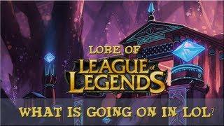 Lore of League of Legends