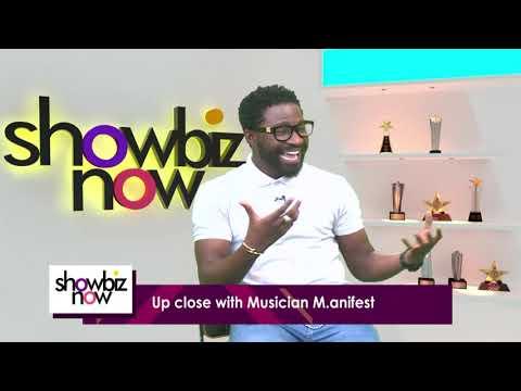 Chat with Ghana's Elite Rap god, M.anifest - Showbiz Now (09-09-2021)