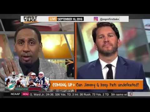 ESPN FIRST TAKE TV - Green Bay Packers vs  Minnesota Vikings  Who Wins