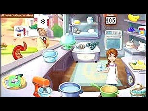 kitchen scramble level 186 - youtube
