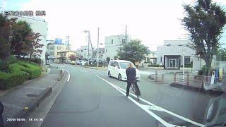 自転車でのあおり運転初適用 「桶川のひょっこり男」容疑で逮捕
