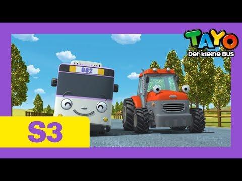 Tayo Ein Wochenende mit Citu l Spielzeit 3 Folge 7 l Tayo Der Kleine Bus