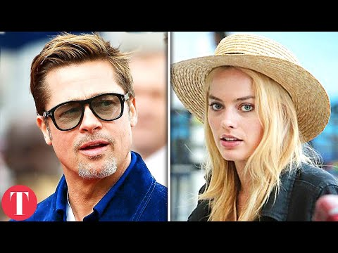 Margot Robbie Is The Real Reason For Brad And Angelina's Split