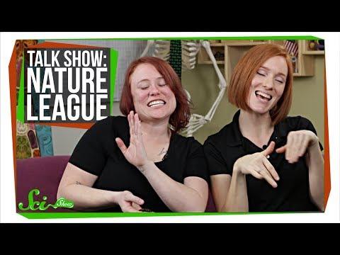Big Data, Wildlife Conservation, and InverteBRITs   SciShow Talk Show