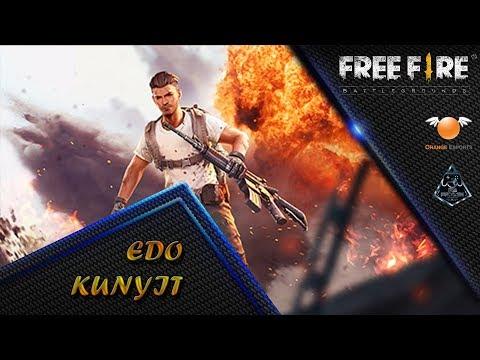 FREE FIRE GAME PLAY WITH TOP KUNYIT EDO 🔘 LIVE | Malaysia