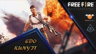 FREE FIRE GAME PLAY WITH TOP KUNYIT EDO 🔘 LIVE | Malaysia