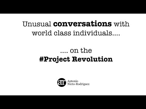 ANR Interview #1 - The Project Revolution with Rita McGrath - World Greatest Management Thinkers