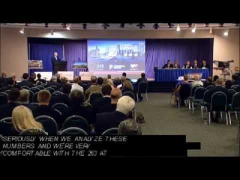Lago Casino Presentation to NYS Gaming Board