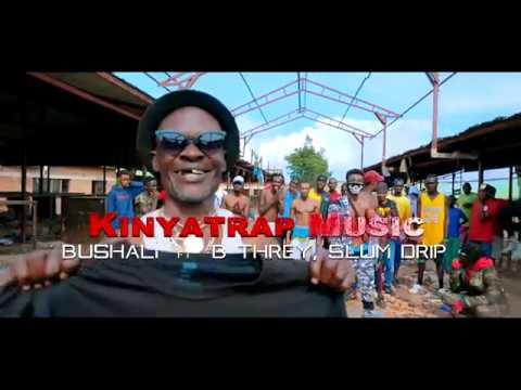 Bushali - Nitwebwe (feat. Slum Drip & B-Threy) [Official video]