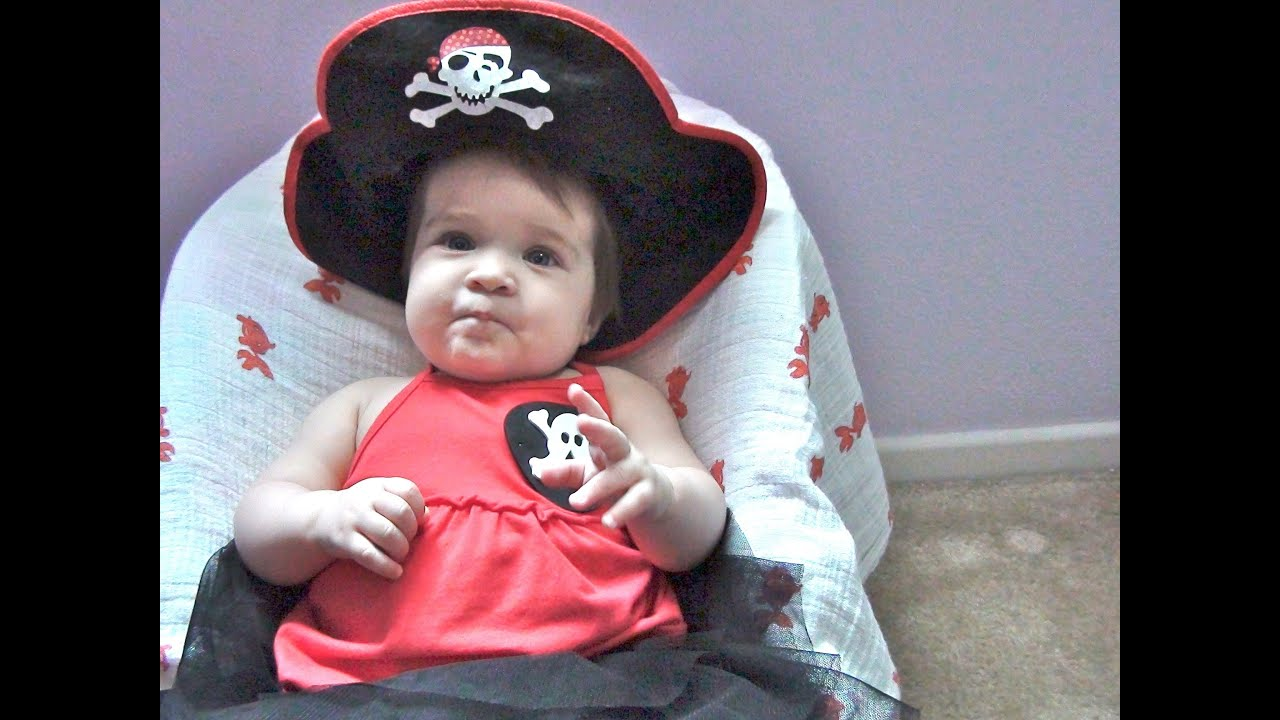 Baby Diy Pirate Costume
