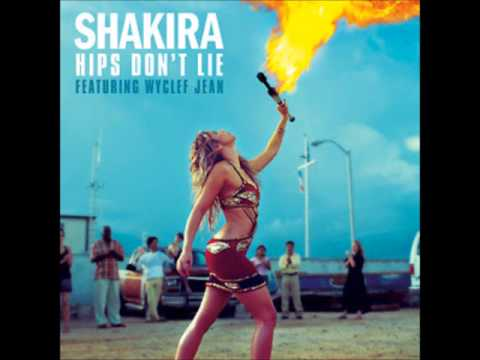 Shakira - Hips Don't Lie (Audio) Ft. Wyclef Jean