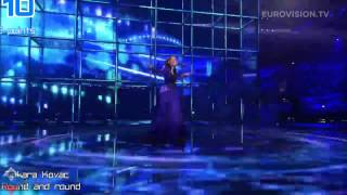 Eurovision Song Contest: Copenhagen 2014 Semi Final II Results