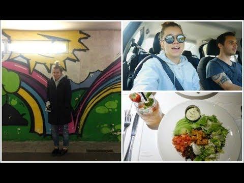 Na víkend do Polska | vegansky v Hard Rock Cafe! | Camie Ⓥ
