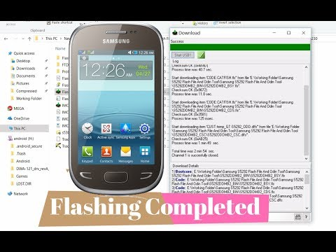 Samsung Rex 90 s5292 Unlock and flash By Techno Trooper