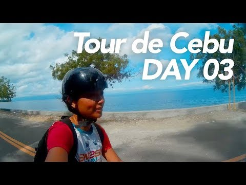 Biking the Entire Island of Cebu DAY 03 (Samboan, Malabuyoc, Badian, Moalboal, Ronda)