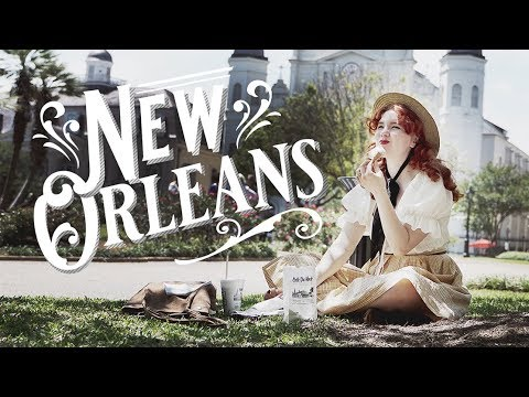 3 Days In New Orleans! || VLOG