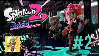 Octo Expansion Gameplay #2 [Nintendo Switch] -WHAT'S NEXT?- (Line B)