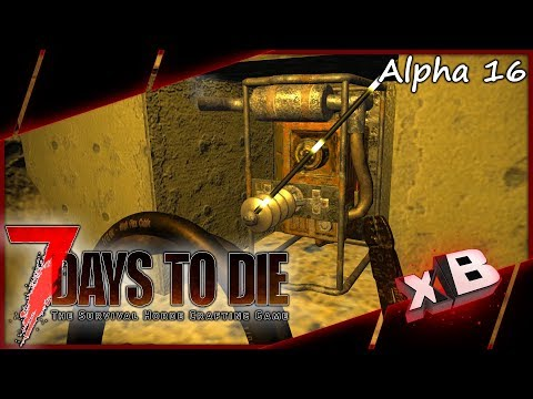 Electrical Age! :: 7 Days to Die | Alpha 16 :: E17