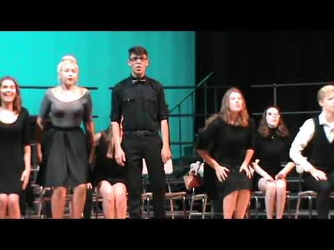Sit Down You're Rocking the Boat- Elkhorn Area High School Chamber Choir