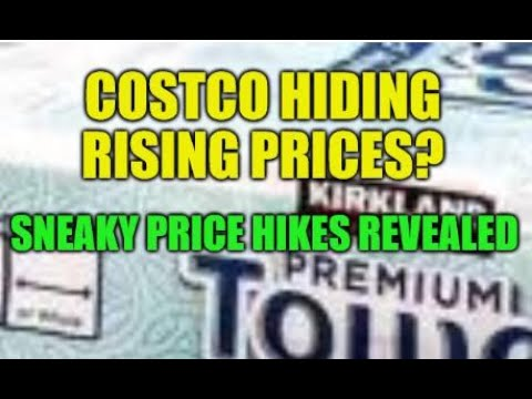 COSTCO HIDING PRICE INCREASES, BUYING POWER DROP, LABOR CRISIS, ECONOMY STEERED OFF THE RAILS