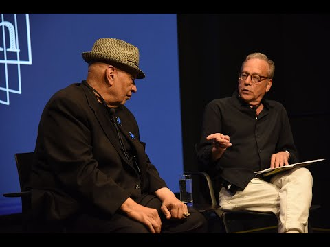 Thumbnail for CFA Master Class: Walter Mosley on the Craft of Fiction with Jonathan Santlofer
