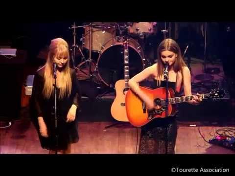 Justine and Kerris Dorsey Perform