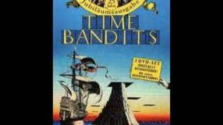 George Harrison - Dream Away (Time Bandits)