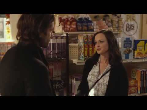 """Rory & Dean Scene From """"Gilmore Girls: A Year In The Life"""""""