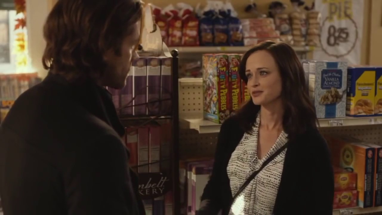 """Download Rory & Dean Scene From """"Gilmore Girls: A Year In The Life"""""""