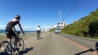 淡路島ロングライド150の映像です。4本中4本目です。 静かにゴールし...
