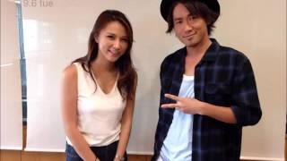 FM OSAKA LOVE FLAP 2016.09.06 ナオト・インティライミ 赤松悠実 動画 9