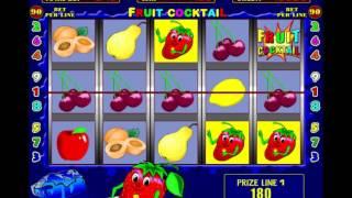 Игровые слоты Клубничка (Fruit Cocktail) от Игрософт на сайте Sqancheli.com