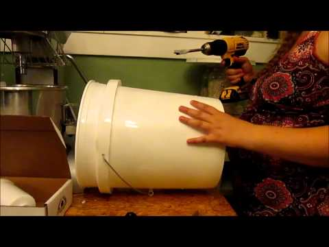 Getting dirty DIY style with Sharlets web - Berkey Water Filter System