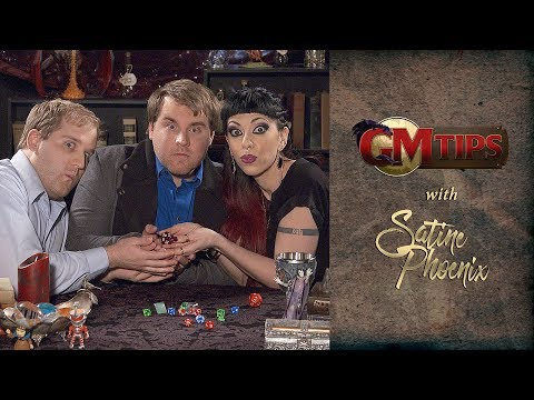 GM Co-Op (GM Tips w/ Satine Phoenix)
