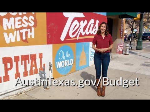 Budget Video - Spanish