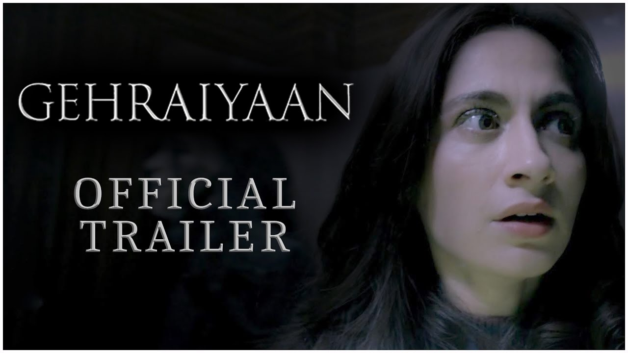 Gehraiyaan - Official Trailer | India's First Horror Web Series | A Web Original By Vikram Bhat