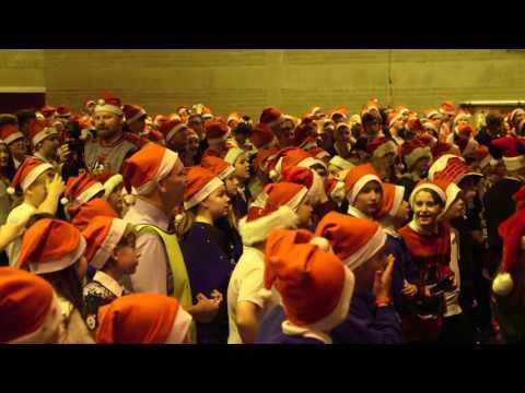 EHS Agadoo World Record Attempt