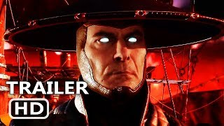 PS4 - Mortal Kombat 11 Launch Trailer (2019)