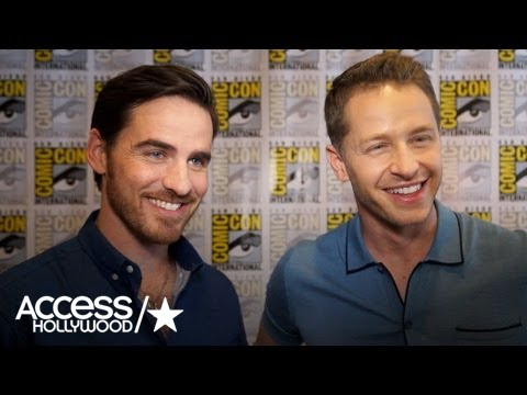 'OUAT's' Colin O'Donoghue & Josh Dallas: The Evil Queen Will Cause Havoc For All The Characters