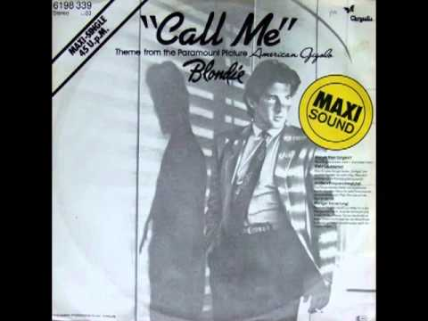 Blondie - Call Me (Lost 12'' Version)