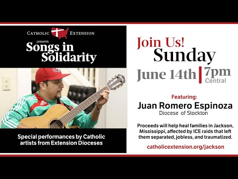 Songs in Solidarity: Juan Romero