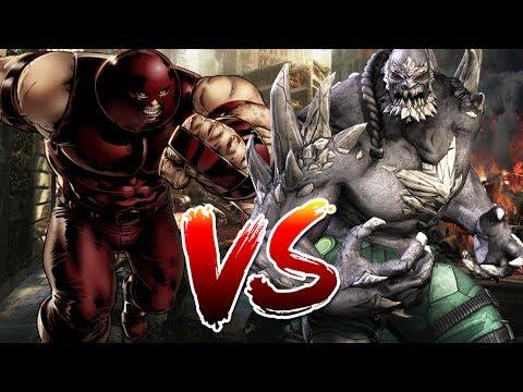 Doomsday VS Juggernaut | Who Wins?