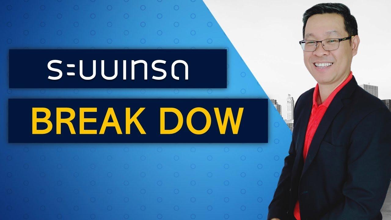 Forex สอน เทรด : 029 ระบบ Break dow