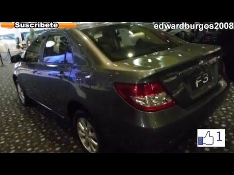byd f3 2013 colombia video de carros auto show expomotriz medellin 2012 FULL HD