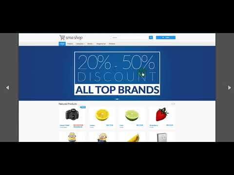 Free Download Shop Shopping Cart & APIs Modules for Stock Manager Advance