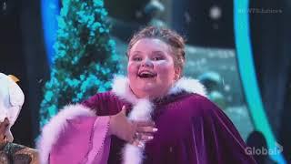 Honey Boo Boo & Tristan Ianiero - DWTS Juniors Episode 3 (Dancing with the Stars Juniors)
