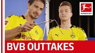Behind The Scenes at Borussia Dortmund - Fun Times with the new Teammates