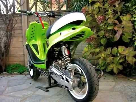 piece tuning scooter 50cc