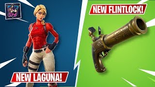 "🔴 New ""LAGUNA"" Starter Pack & ""FLINTLOCK"" Weapon Coming Soon! 